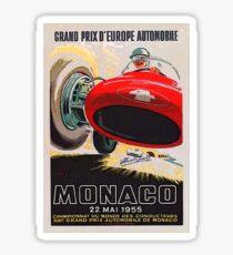 Pegatina Monaco Classic 1955
