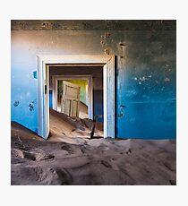 Forgotten Doorway Photographic Print