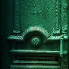 3, 5th Line, door, detail by Nikolay Semyonov