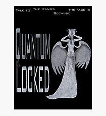 Quantum Locked Photographic Print