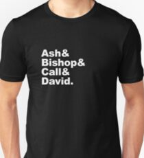 Ash Bishop Call David T-Shirt