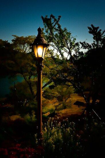 evening in korea by wulfman65