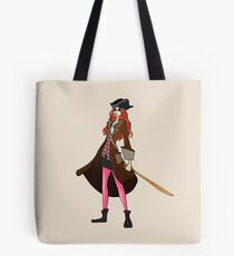 Amy Pond, The Pirate Tote Bag