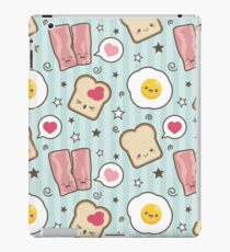 Kawaii Bacon & Egg Sandwich iPad Case/Skin