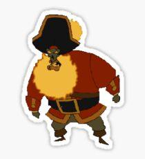 LeChuck (Monkey Island 3) Sticker