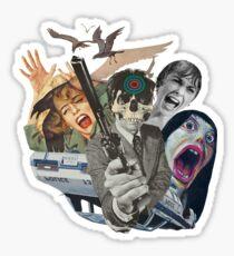 Magnum Force Sticker
