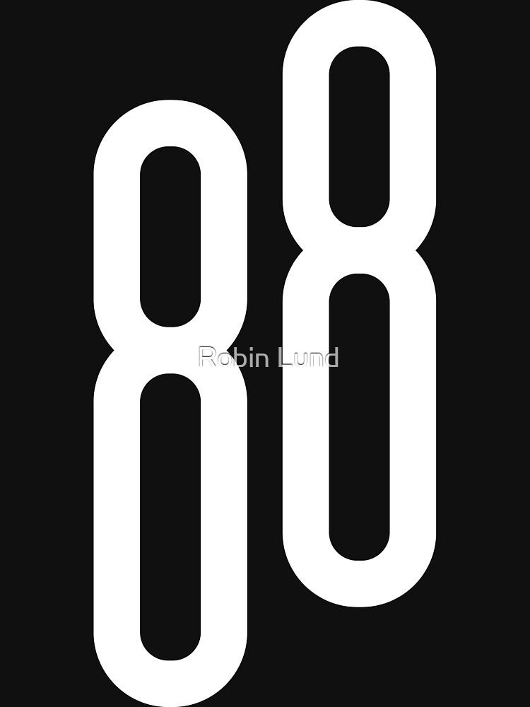 Classic Oldsmobile 88 emblem de kosmonaut