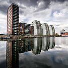 Salford Quays by lee kerr