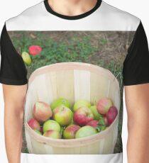 Apple Picking Graphic T-Shirt