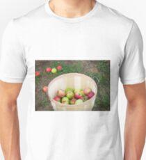Apple Picking Unisex T-Shirt