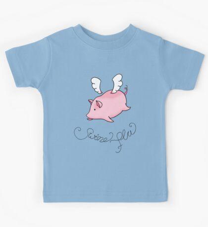Swine Flu Kids Clothes