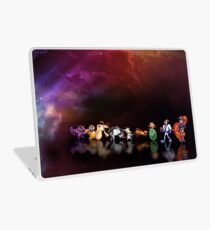 Earthworm Jim pixel art Laptop Skin