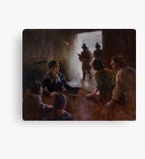 John Owen - #9 Canvas Print