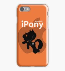 Applejack's iPony (with extra Apple!) iPhone Case/Skin