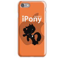 Applejack's iPony (with extra Apple!) iPhone Case/Skin