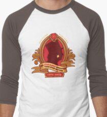His Star-Burns Bright Men's Baseball ¾ T-Shirt