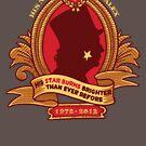 His Star-Burns Bright by Tom Kurzanski