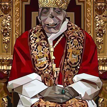 Synodus Horrenda by Connieredd