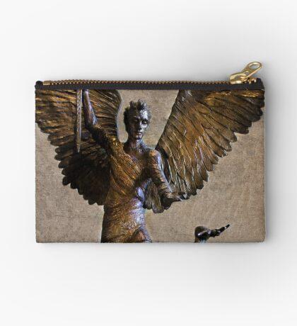 Avenging Angel Zipper Pouch