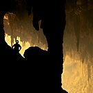 Confronting Big Foot, the cave giant by John Spies