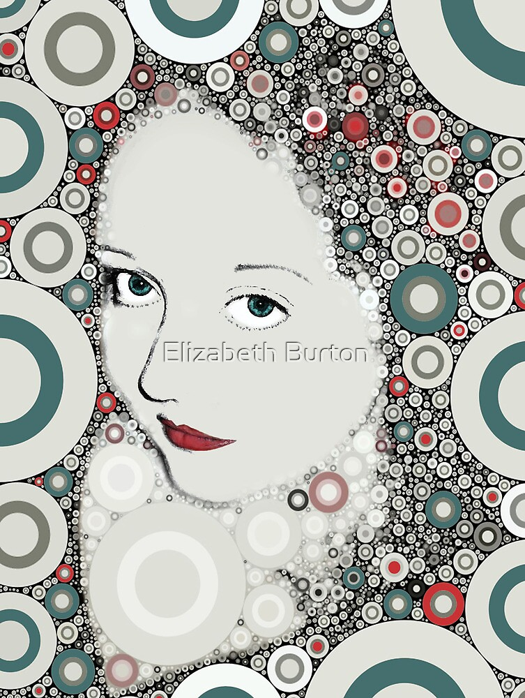 Lips Of Red by Elizabeth Burton