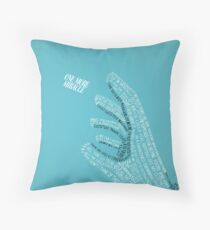 One More Miracle Throw Pillow