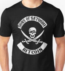 Sons of Satoshi Bitcoin Geek T-Shirt