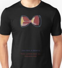 Doctor Who's Bowtie T-Shirt