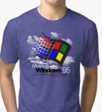 WINDOWS 95 Tri-blend T-Shirt
