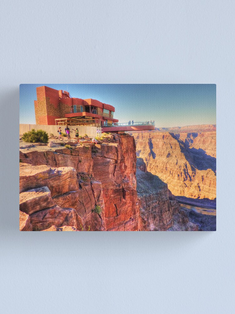 Grand Canyon Skywalk Canvas Print