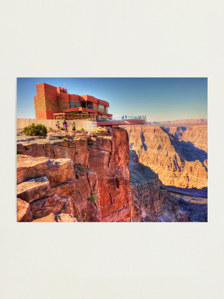 Grand Canyon Skywalk Photographic Print