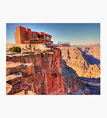 Grand Canyon Skywalk Photographic Print