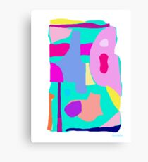 Color Park Canvas Print
