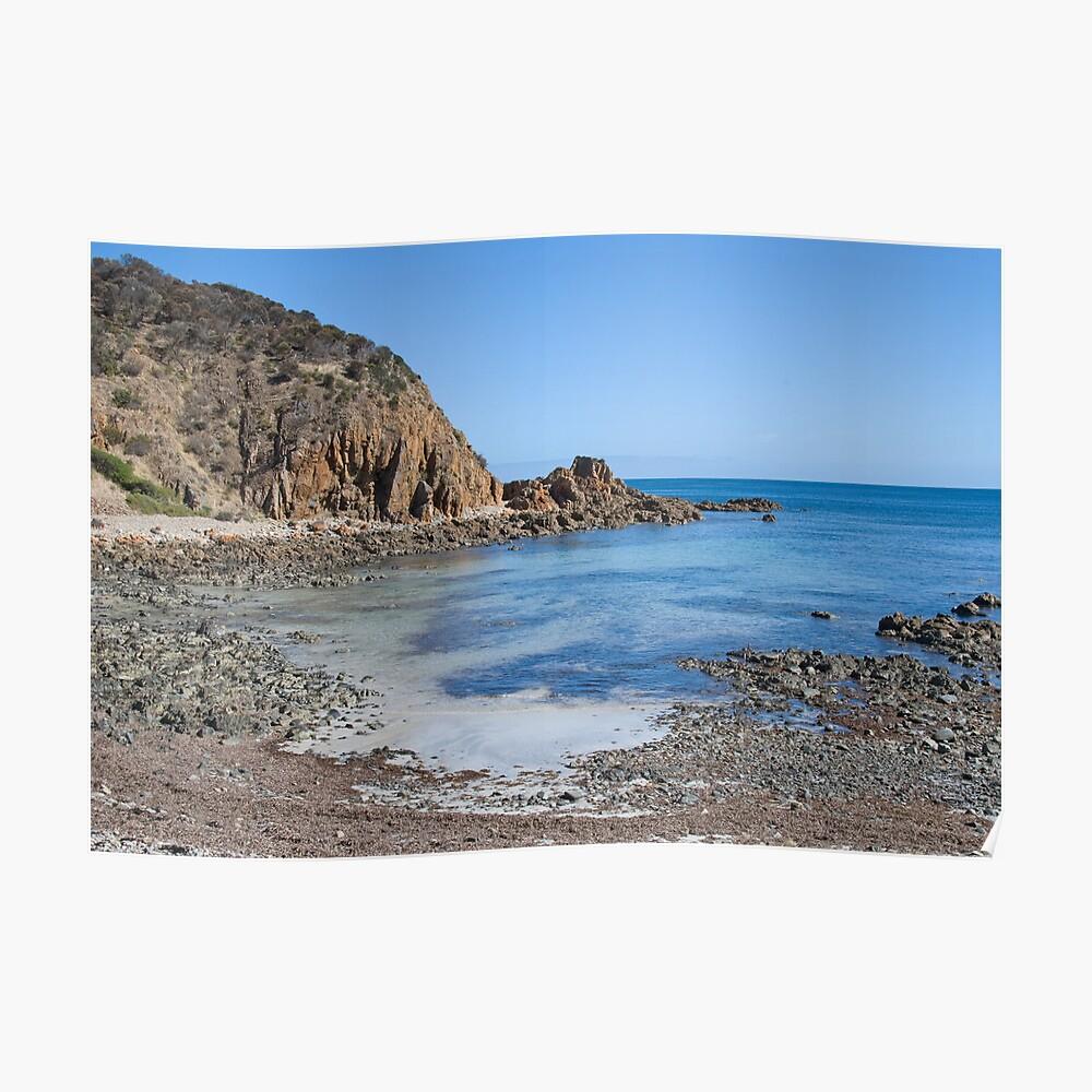 """Kangaroo Island Beaches: """"King George Beach, Kangaroo Island, South Australia"""