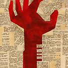 Red Right Hand by AshenrowDesigns