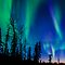Landscapes with Auroras