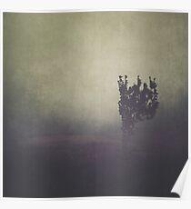 Purple Fog Poster