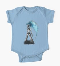 Rainbow Punk: Cybernetic Blue Kids Clothes