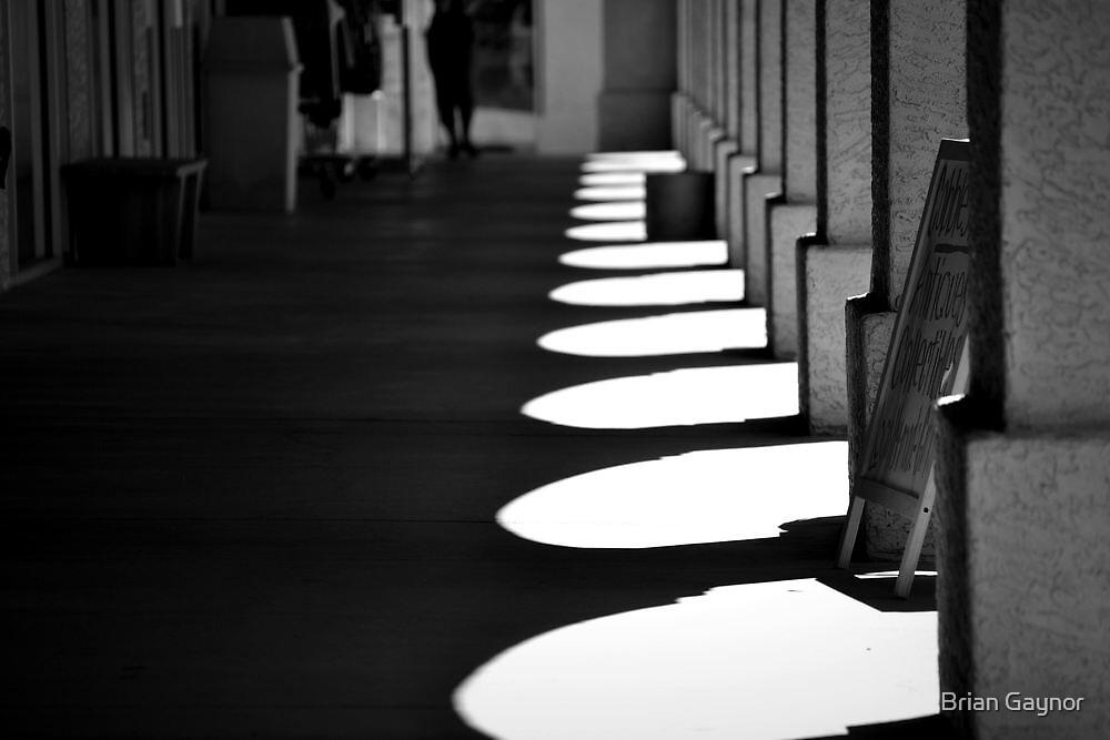 Pillars of Light by Brian Gaynor
