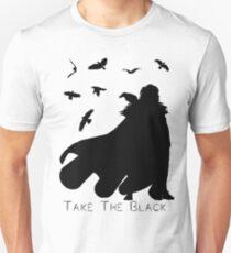 Take The Black Unisex T-Shirt