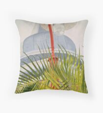 Key West Turret Throw Pillow