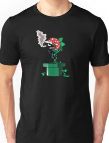 Piranha Bites The Bullet (Black Shirt Only) T-Shirt