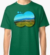 Unsettled geography Classic T-Shirt