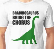 Brachiosaurus, Bring The Chorus Unisex T-Shirt