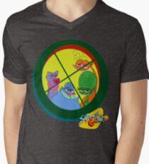Space Goofs Men's V-Neck T-Shirt