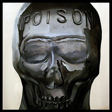 Glass Skull by Lascaux