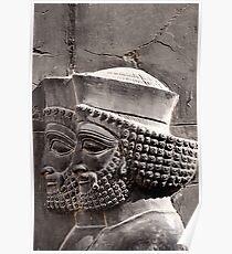Achaemenian Guards Poster
