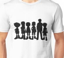 All leaders Digimon Unisex T-Shirt