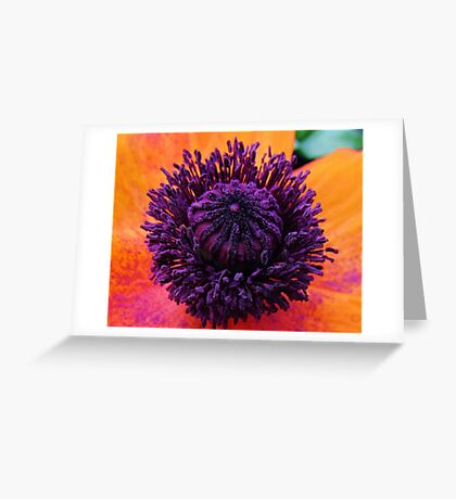 Pretty Blend Greeting Card