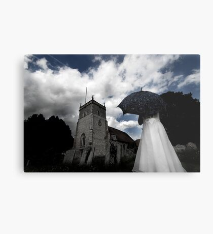 April Showers Metal Print